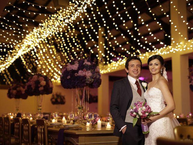 El matrimonio de Andrés y Johana en Sopó, Cundinamarca 7