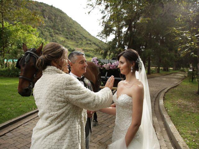 El matrimonio de Andrés y Johana en Sopó, Cundinamarca 9