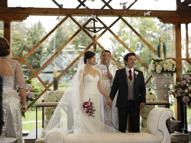 El matrimonio de Andrés y Johana en Sopó, Cundinamarca 10