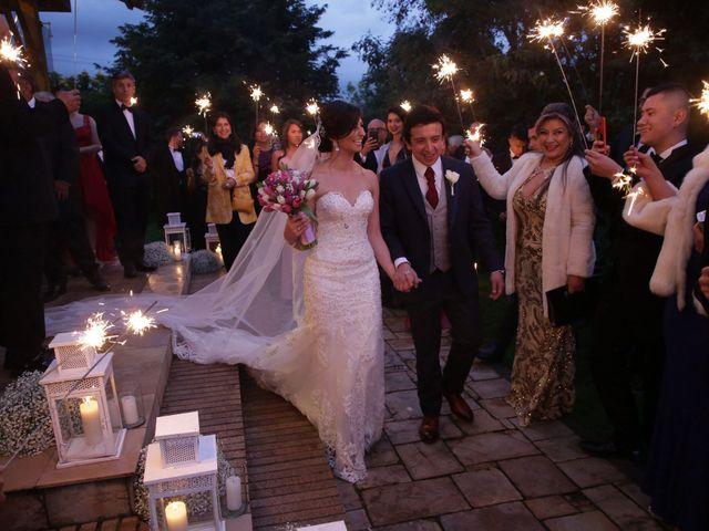 El matrimonio de Andrés y Johana en Sopó, Cundinamarca 11
