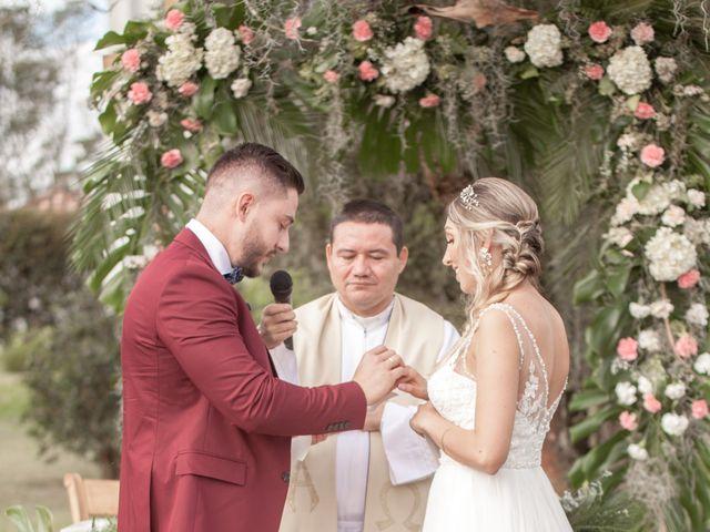 El matrimonio de Juan Carlos y Maria Isabel en Rionegro, Antioquia 11