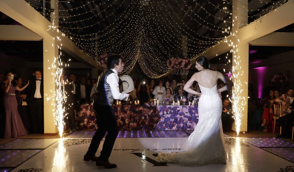 El matrimonio de Andrés y Johana en Sopó, Cundinamarca