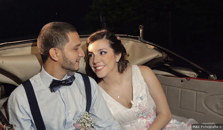 El matrimonio de Oscar y Lina en Ibagué, Tolima