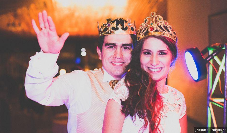 El matrimonio de Luis y Daniela en Medellín, Antioquia