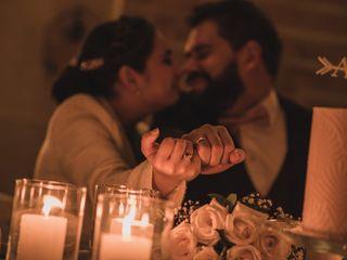 El matrimonio de Angie y Pablo