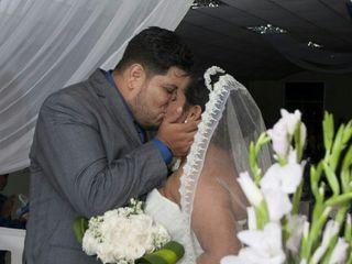 El matrimonio de Joelis y Hugo 1