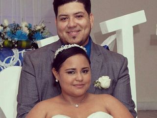 El matrimonio de Joelis y Hugo 2