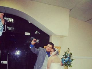 El matrimonio de Joelis y Hugo 3