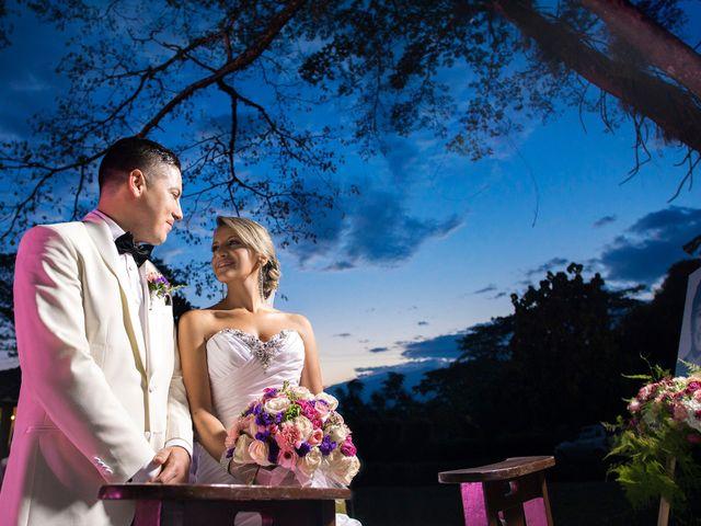 El matrimonio de Claudia y Henry