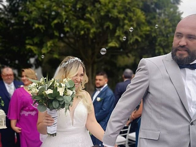 El matrimonio de Christian y Carolina  en El Rosal, Cundinamarca 5