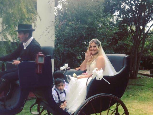 El matrimonio de Christian y Carolina  en El Rosal, Cundinamarca 7