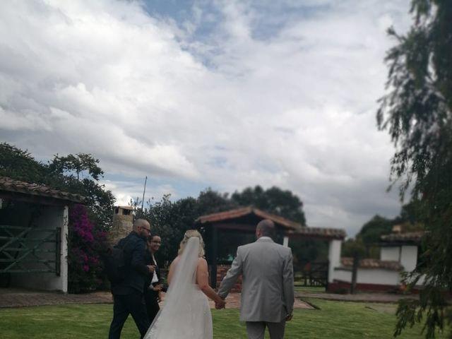 El matrimonio de Christian y Carolina  en El Rosal, Cundinamarca 15