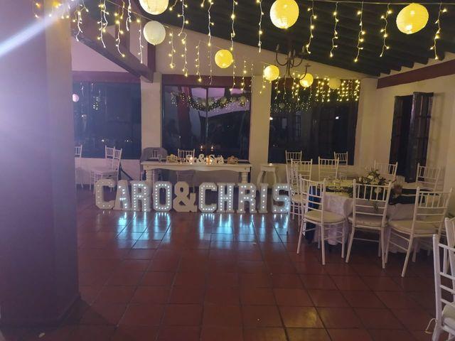 El matrimonio de Christian y Carolina  en El Rosal, Cundinamarca 17
