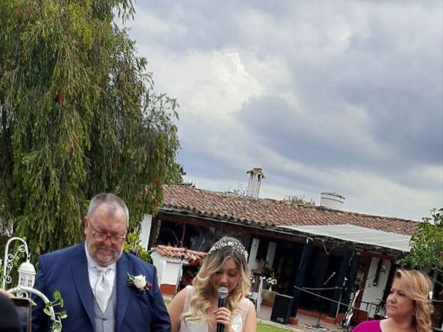 El matrimonio de Christian y Carolina  en El Rosal, Cundinamarca 18
