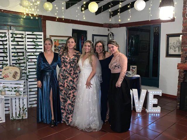 El matrimonio de Christian y Carolina  en El Rosal, Cundinamarca 25
