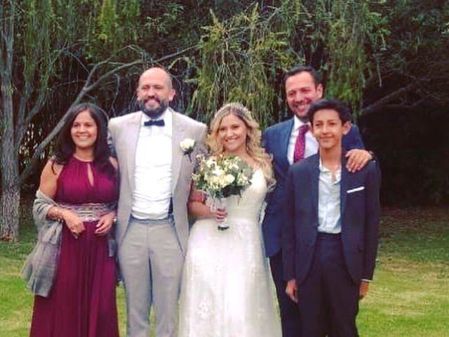 El matrimonio de Christian y Carolina  en El Rosal, Cundinamarca 28