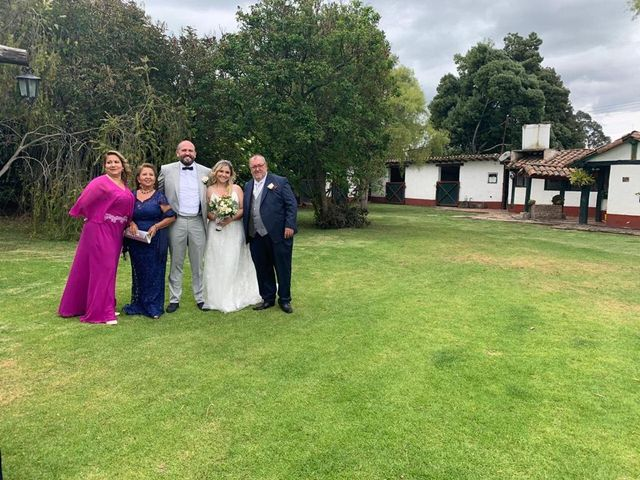 El matrimonio de Christian y Carolina  en El Rosal, Cundinamarca 29