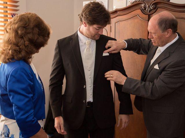 El matrimonio de Dan Cross y Carolina Paredes en Bogotá, Bogotá DC 14