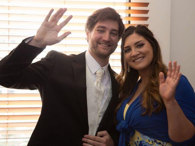 El matrimonio de Dan Cross y Carolina Paredes en Bogotá, Bogotá DC 15