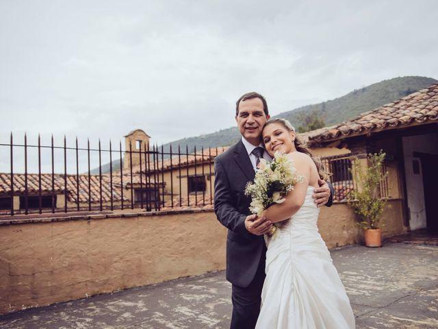 El matrimonio de Dan Cross y Carolina Paredes en Bogotá, Bogotá DC 43