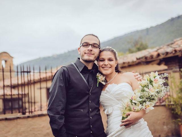 El matrimonio de Dan Cross y Carolina Paredes en Bogotá, Bogotá DC 44