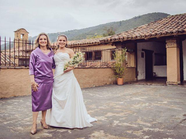 El matrimonio de Dan Cross y Carolina Paredes en Bogotá, Bogotá DC 45