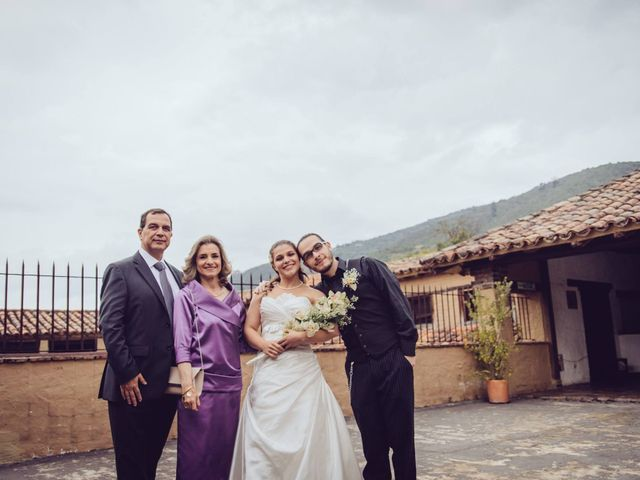 El matrimonio de Dan Cross y Carolina Paredes en Bogotá, Bogotá DC 46
