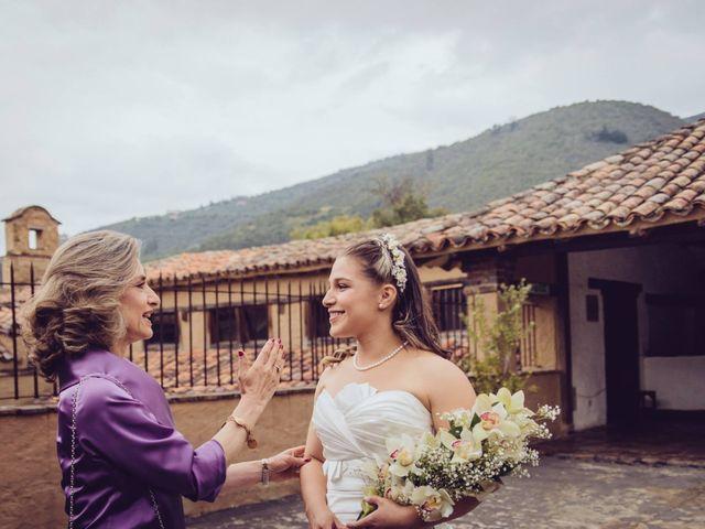 El matrimonio de Dan Cross y Carolina Paredes en Bogotá, Bogotá DC 49