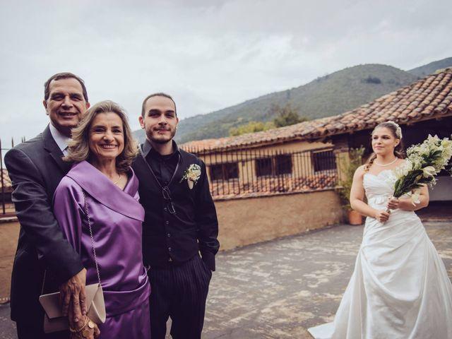 El matrimonio de Dan Cross y Carolina Paredes en Bogotá, Bogotá DC 50