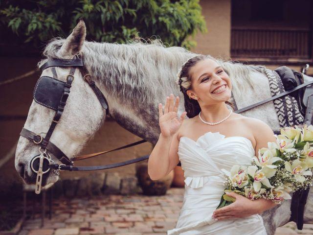 El matrimonio de Dan Cross y Carolina Paredes en Bogotá, Bogotá DC 54
