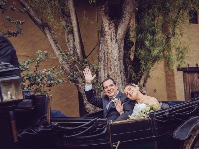 El matrimonio de Dan Cross y Carolina Paredes en Bogotá, Bogotá DC 58