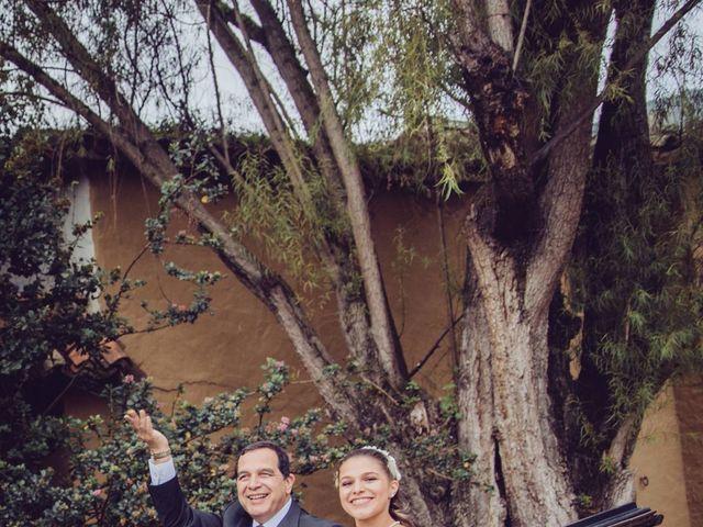 El matrimonio de Dan Cross y Carolina Paredes en Bogotá, Bogotá DC 59