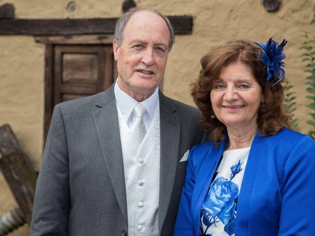 El matrimonio de Dan Cross y Carolina Paredes en Bogotá, Bogotá DC 61