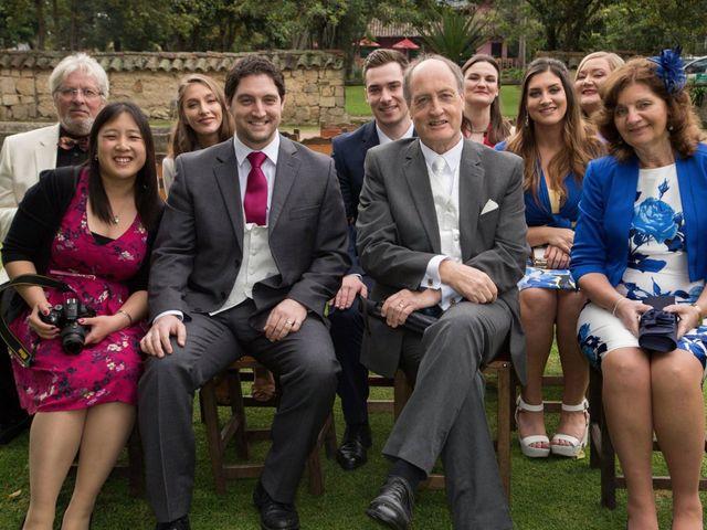 El matrimonio de Dan Cross y Carolina Paredes en Bogotá, Bogotá DC 64