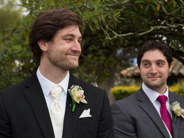 El matrimonio de Dan Cross y Carolina Paredes en Bogotá, Bogotá DC 68