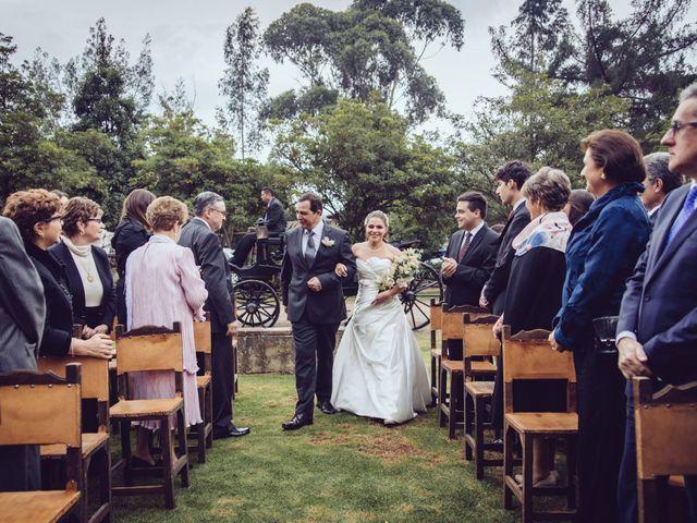 El matrimonio de Dan Cross y Carolina Paredes en Bogotá, Bogotá DC 69