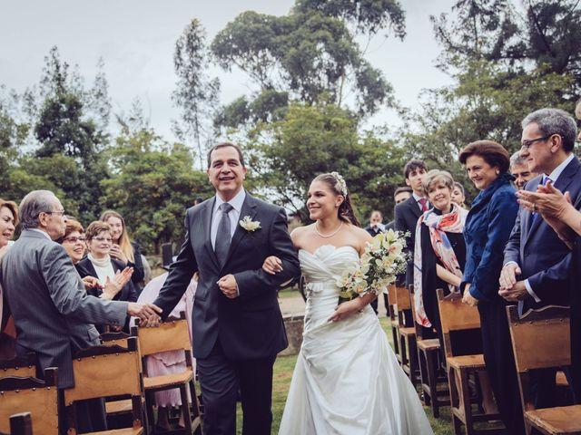 El matrimonio de Dan Cross y Carolina Paredes en Bogotá, Bogotá DC 70