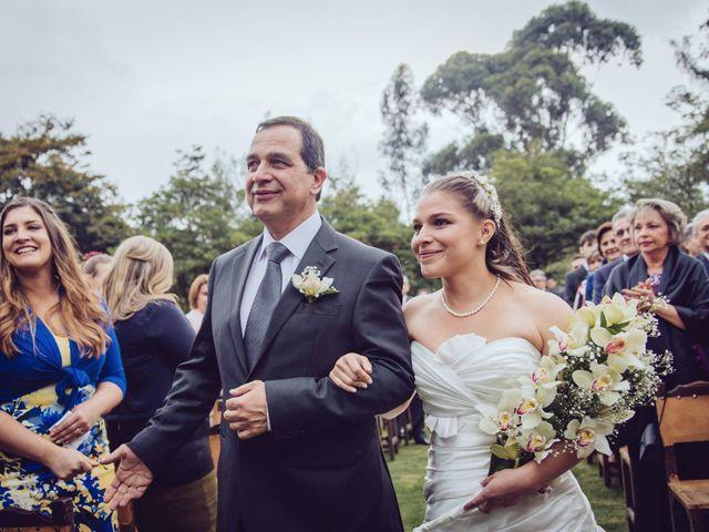 El matrimonio de Dan Cross y Carolina Paredes en Bogotá, Bogotá DC 71