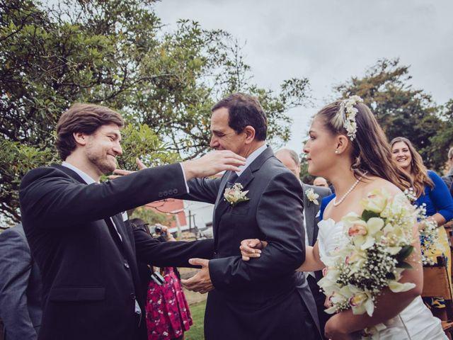 El matrimonio de Dan Cross y Carolina Paredes en Bogotá, Bogotá DC 72