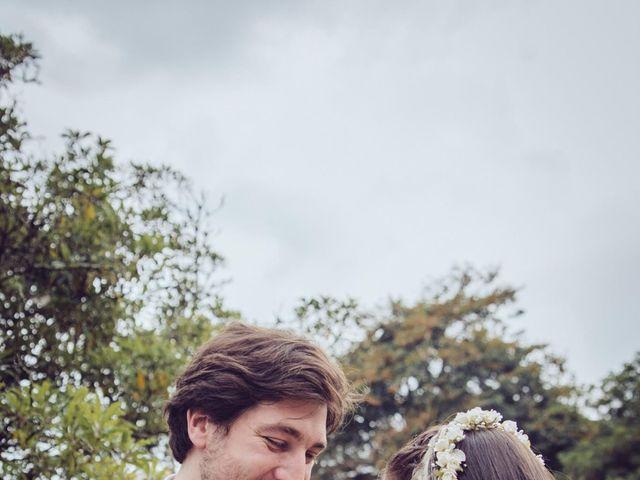 El matrimonio de Dan Cross y Carolina Paredes en Bogotá, Bogotá DC 73