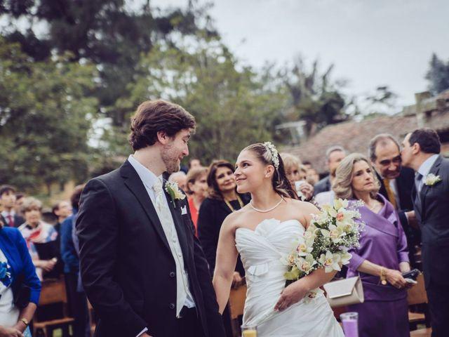 El matrimonio de Dan Cross y Carolina Paredes en Bogotá, Bogotá DC 74