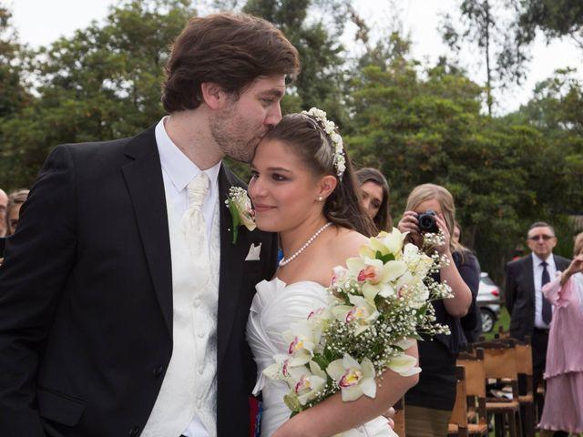 El matrimonio de Dan Cross y Carolina Paredes en Bogotá, Bogotá DC 75