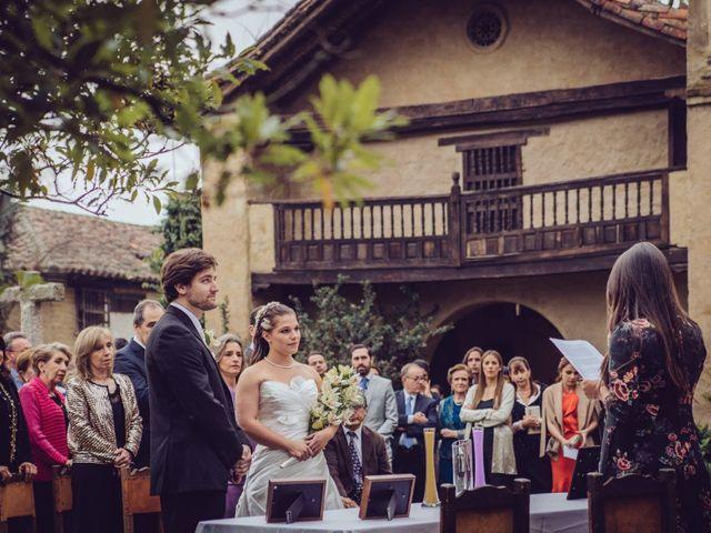 El matrimonio de Dan Cross y Carolina Paredes en Bogotá, Bogotá DC 81