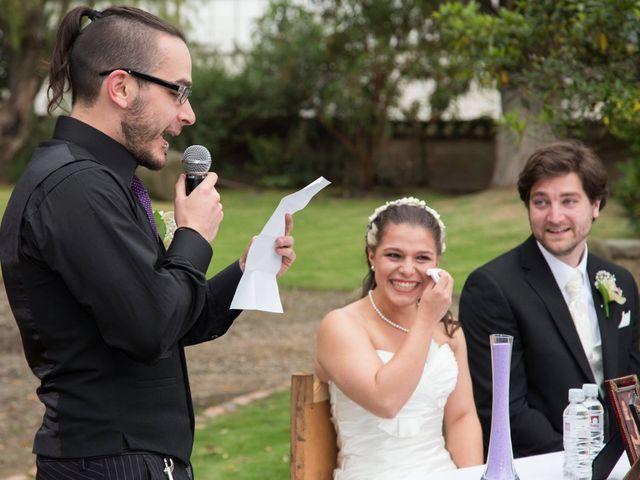 El matrimonio de Dan Cross y Carolina Paredes en Bogotá, Bogotá DC 91