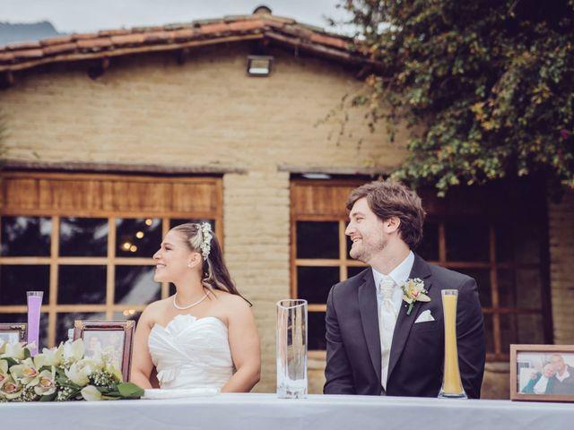 El matrimonio de Dan Cross y Carolina Paredes en Bogotá, Bogotá DC 93