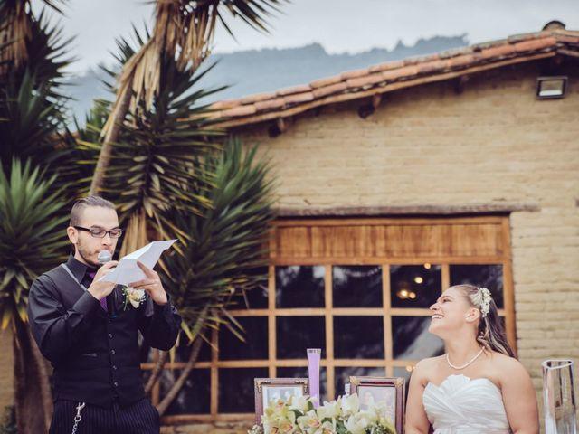 El matrimonio de Dan Cross y Carolina Paredes en Bogotá, Bogotá DC 94
