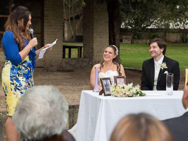 El matrimonio de Dan Cross y Carolina Paredes en Bogotá, Bogotá DC 98