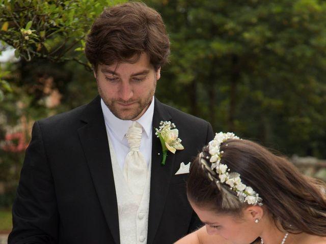El matrimonio de Dan Cross y Carolina Paredes en Bogotá, Bogotá DC 99