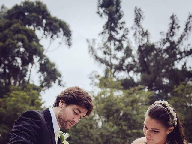 El matrimonio de Dan Cross y Carolina Paredes en Bogotá, Bogotá DC 100