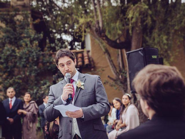 El matrimonio de Dan Cross y Carolina Paredes en Bogotá, Bogotá DC 102